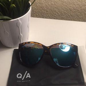 "QUAY Australia ""About Last Night"" sunglasses"